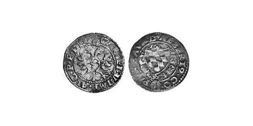 3 Kreuzer Duchy of Bavaria (907 - 1623) Silver Albert V, Duke of Bavaria (1528 – 1579)
