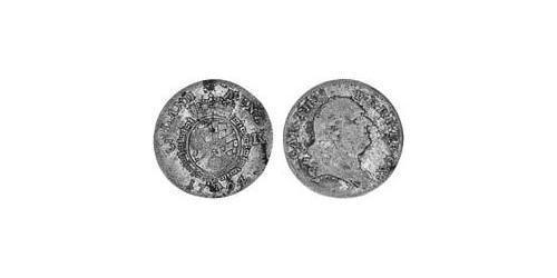 3 Kreuzer Electorate of Bavaria (1623 - 1806) Silver