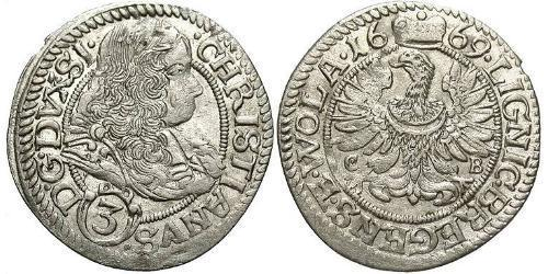 3 Kreuzer Germany Silver