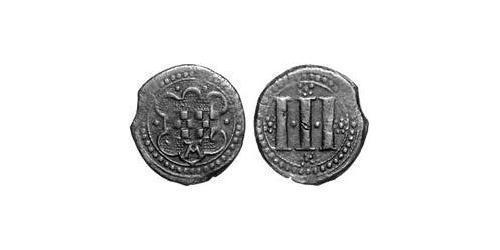 3 Pfennig Altena (1152 - 1609) Copper