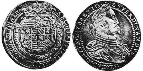 3 Thaler Holy Roman Empire (962-1806) Silver