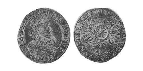 48 Kreuzer Holy Roman Empire (962-1806) Silver