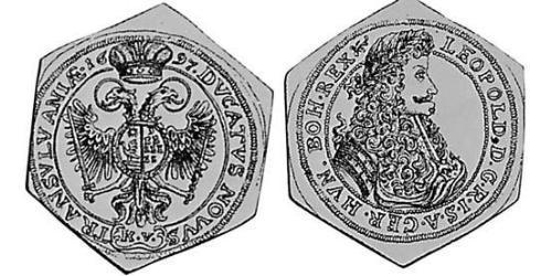 4 Ducat Principality of Transylvania (1571-1711) Gold