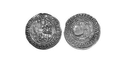 4 Marck Free Imperial City of Aachen (1306 - 1801) Silver