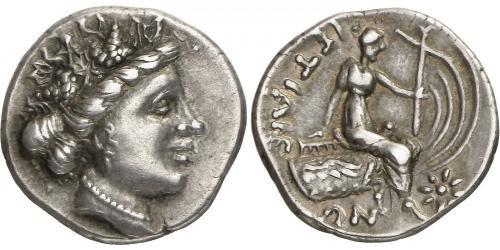 4 Obol / 1 Tetrobol Antigua Grecia (1100BC-330) Plata