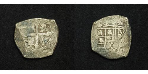 4 Real Spanish Mexico  / Kingdom of New Spain (1519 - 1821) Silver