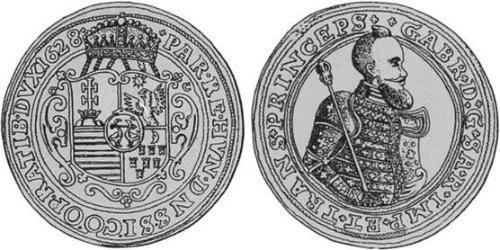 4 Thaler Principality of Transylvania (1571-1711) Silver