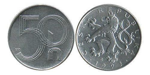 50 Геллер Чехия Алюминий