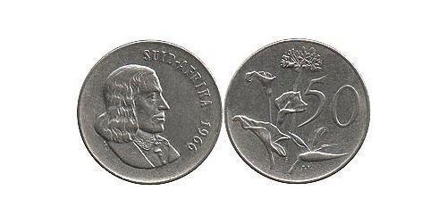 50 Цент Южно-Африканская Республика Никель
