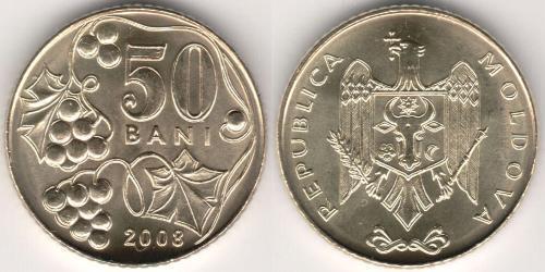 50 Ban Moldavia (1991 - )