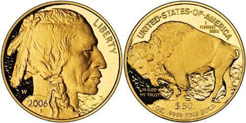 50 Dollar 美利堅合眾國 (1776 - ) 金
