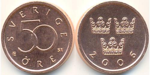 50 Ore Sweden Bronze
