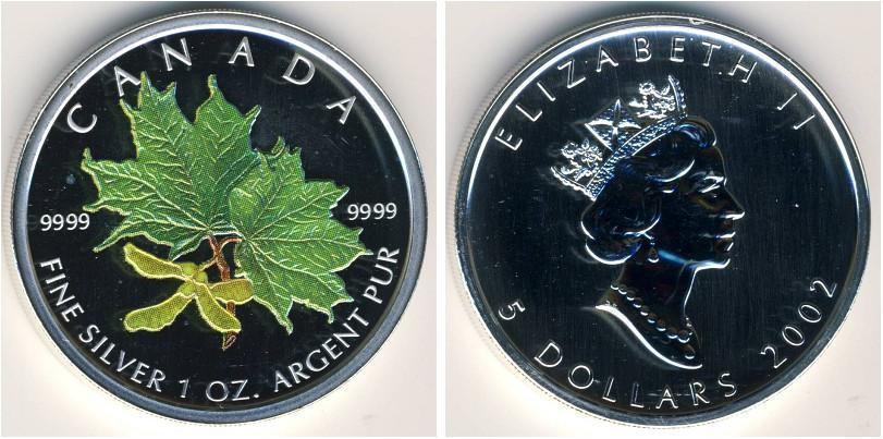 Монета канада, 2 доллара (2007 г