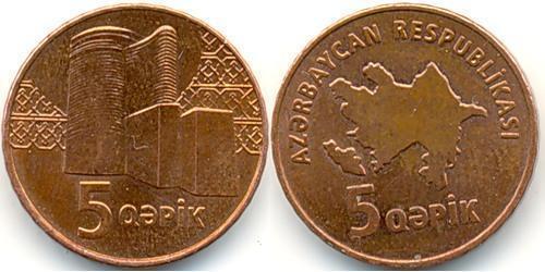 5 Капик Азербайджан (1991 - )