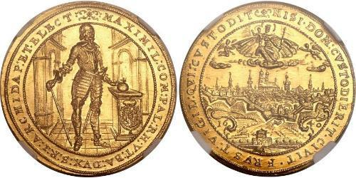 5 Ducat Electorate of Bavaria (1623 - 1806) Gold