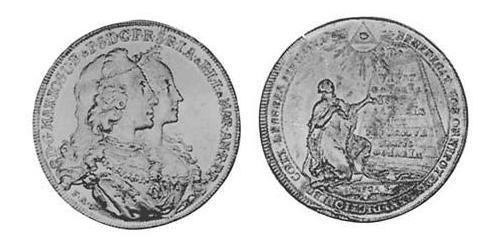 5 Ducat Electorate of Bavaria (1623 - 1806) Gold Maximilian III Joseph, Elector of Bavaria (1727 – 1777)