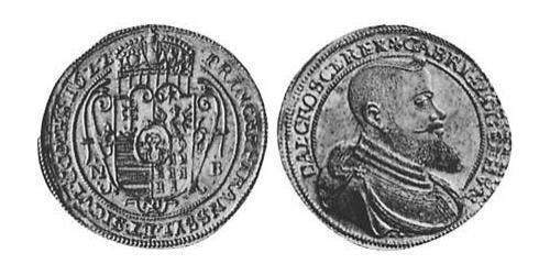 5 Ducat Principality of Transylvania (1571-1711) Gold Gabriel Bethlen, prince of Transylvania (1580-1629)