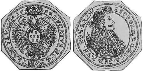 5 Ducat Principality of Transylvania (1571-1711) Gold