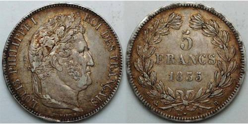 5 Franc July Monarchy (1830-1848)