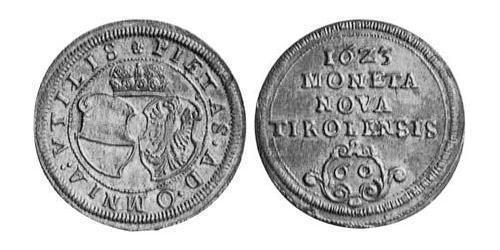 60 Kreuzer Holy Roman Empire (962-1806) Silver