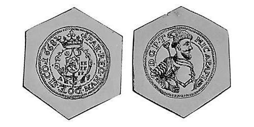 6 Ducat Principality of Transylvania (1571-1711) Gold