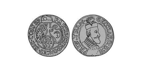 6 Groschen Principality of Transylvania (1571-1711) Silver