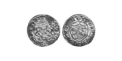 6 Kreuzer Duchy of Bavaria (907 - 1623) Silver