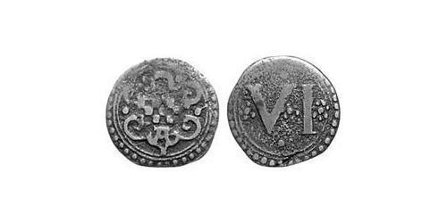6 Pfennig Altena (1152 - 1609) Copper