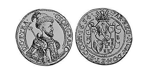 7 Ducat Principality of Transylvania (1571-1711) Gold