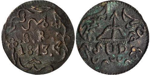 8 Реал Новая Испания (1519 - 1821)