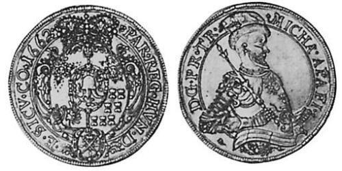 9 Ducat Principality of Transylvania (1571-1711) Gold