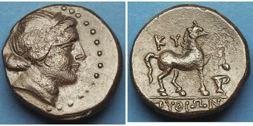 AE2 Antigua Grecia (1100BC-330) Bronce