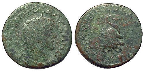 AE_ Roman Empire (27BC-395) Bronze Severus Alexander (208-235)