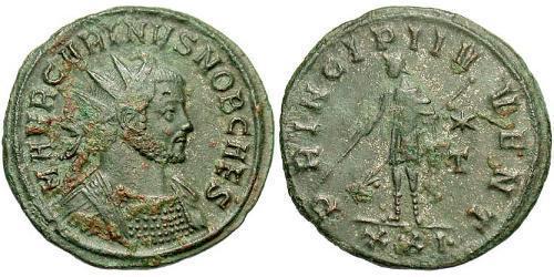 Antoninianus Roman Empire (27BC-395) Bronze Carinus (257-285)