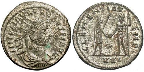 Antoninianus Roman Empire (27BC-395) Silver Probus (232-282)