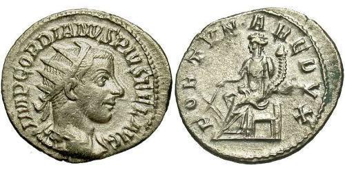 Antoninianus Roman Empire (27BC-395) Silver Gordian III (225-244)
