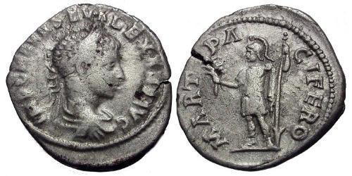 Denarius Roman Empire (27BC-395) Silver Severus Alexander (208-235)