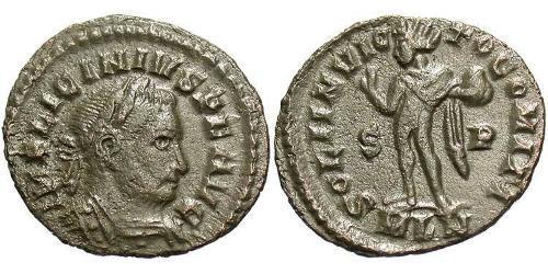 Follis Roman Empire (27BC-395) Bronze Licinius I (265-324)