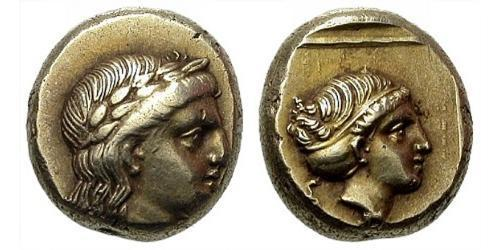 Hekte Ancient Greece (1100BC-330) Electrum