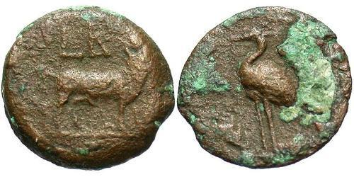 Hemiobol Roman Empire (27BC-395) Bronze Caligula (12-41)