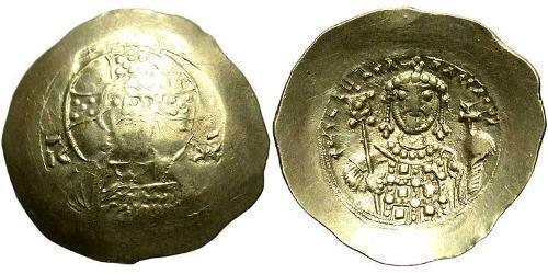 Histamenon Byzantine Empire (330-1453) Gold Michael VII Doukas (1050-1078)