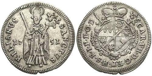 Shilling Germany Silver