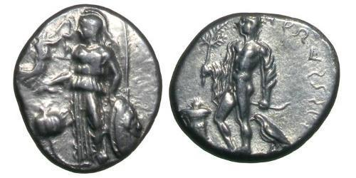 Stater Hellenic Republic (1974 - ) Silver