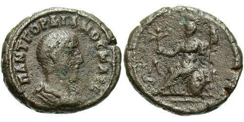 Tetradrachm Roman Empire (27BC-395) Silver Gordian III (225-244)