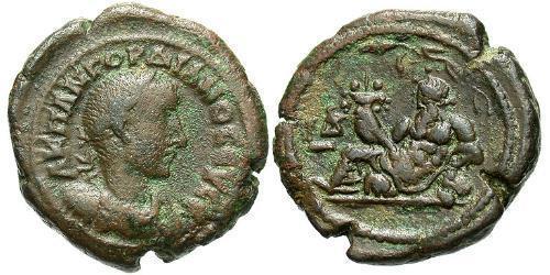 Tetradrachm Roman Empire (27BC-395)  Gordian III (225-244)