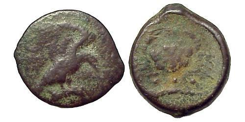 Trias Ancient Greece (1100BC-330) Bronze