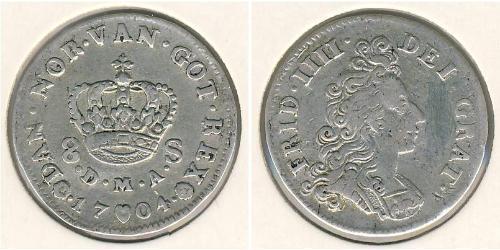 Дания Серебро