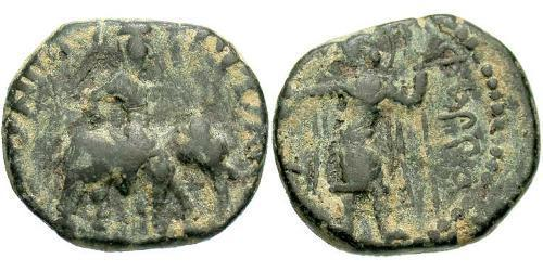 Kushan Empire (60-375) Bronze