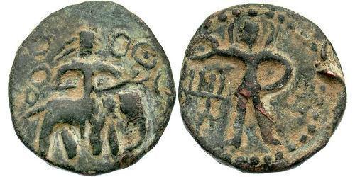 Kushan Empire (60-375) Bronze