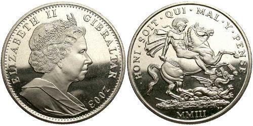 Gibraltar  Elizabeth II (1926-)